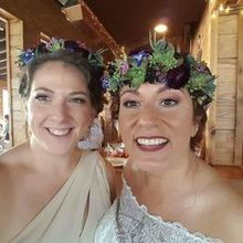 Photo for Flower Girlz Inc. Review - Me and my matron of honor