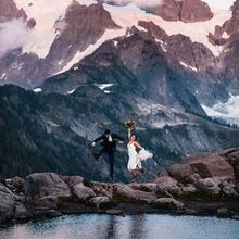 Photo of The Greatest Adventure Weddings & Elopements in Seattle, WA