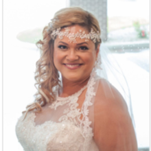 Photo for Alissa Walker Makeup Review - Happy bride!!