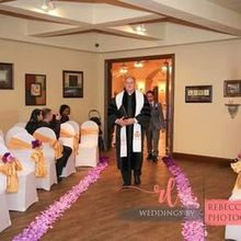 Photo for Andrews Wedding Ceremonies LLC Review - Charles Luke walking down the Aisle.