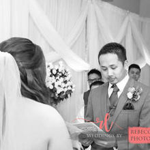 Photo for Andrews Wedding Ceremonies LLC Review - Reading of our vows.