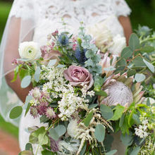Photo of Fleur De Lis Florist in Baltimore, MD - my beautiful bouquet