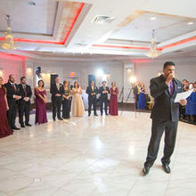 Photo for The Wilshire Caterers Review - Half of the dance floor with 180+ guests.