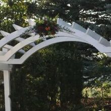 Photo for Amore Fiori Flowers and Gifts Review - Flower Arch for ceremony