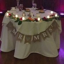 Photo for Stroudsmoor Country Inn Review - Sweetheart table