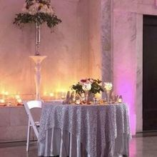 Photo for A Peachy Keen Wedding Review - Our beautiful sweetheart table!