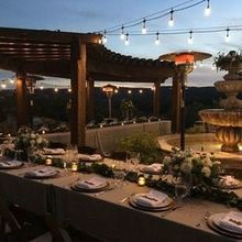 Photo of Weddings by Sarah Angelique in Paso Robles, CA - Gorgeous table set up, last minute change.