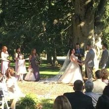 Photo for The Washington at Historic Yellow Springs Review - Loved this location for our ceremony!