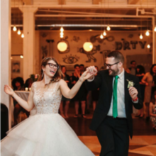 Photo for Toast & Jam, Inc Review - First dance!