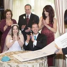 Photo for Sara Shonfeld - Rabbi & Interfaith Officiant Review - Add a comment...