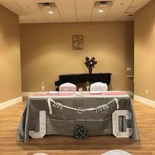 Photo for Shahnasarian Banquet Hall Review - Bride and groom table