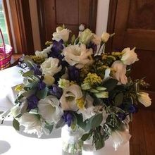 Photo for Polly's Petals & Particulars Review - Brides bouquet, day after