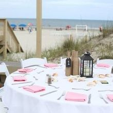 Photo of Palmetto Dunes Oceanfront Resort in Hilton Head Island, SC - Table set for reception