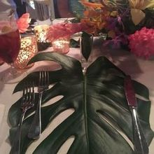 Photo for Plantation Gardens Restaurant & Bar Review - Flowers courtesy of Blue Orchid