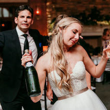 Photo for The Woodlands Country Club Review - Someone said the bride needed champagne