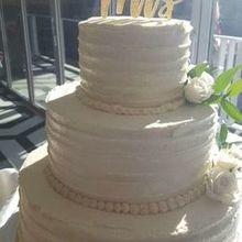 Photo for Prosecco Weddings and Events Review - PW&E knows a great cake baker, too!