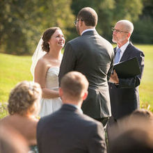 Photo for John Skip Sweeney - Officiant Review - Photo by Aubrey Greene