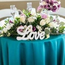Photo for Eventscapes Inc. Review - Our sweetheart table