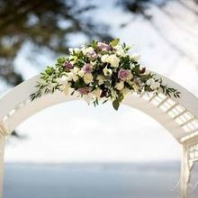 Photo for Eventscapes Inc. Review - Beautiful floral  which was also  on our sweetheart table