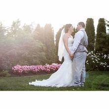 Photo of Georgina's Weddings & Banquets in Bolton, CT - Beautiful flowers and shrubs for photos.