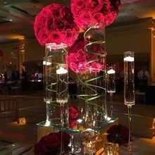 Photo for Yanni Design Studio Review - One of the three different table center pieces.