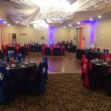 Photo of Spartan Manor in New Port Richey, FL - We had a red and blue soccer theme. Before guests arrived.