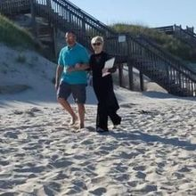 Photo for Rev. Barbara Mulford - My OBX Officiant Review
