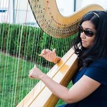 Photo for Harpist Lizary Rodriguez Review