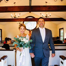 Photo of Leslie Swan Photography in Vienna, VA - Exiting the Church