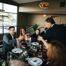 Photo of Leslie Swan Photography in Vienna, VA - Family Toast