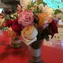 Photo for The Bouqs Co. Review - One week later, bridal bouquet is still going strong.