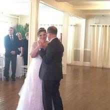 Photo of The Nonantum Resort in Kennebunkport, ME - First Dance in the Ballroom