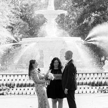 Photo for Tracy Brisson- Wedding Officiant- Savannah Custom Weddings & Elopements Review