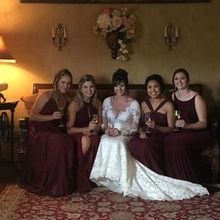 Photo of Carpe Diem Weddings and Events ( Natalie (Postlewait) Johnson) in Canby, OR - The bridal suite