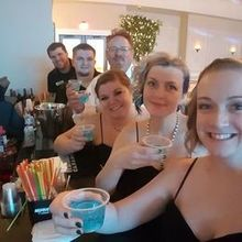 Photo of Avalon Events Center in Fargo, ND - Photo with our Bartender!!