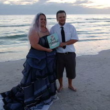 Photo for Simple Seaside Ceremonies Review - The sign