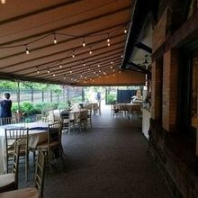 Photo for Beaver Station Cultural & Event Center Review - Back terrace set up for guests
