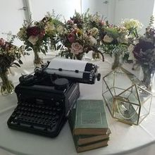 Photo for Provenance Rentals Review - Typewriter, books and letter box were all rented from Anna