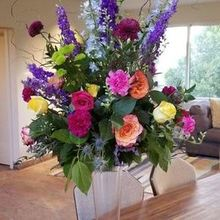 Photo for Garden Gate Flowers Review - Honeymoon Suite flower arrangement