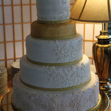 Photo for Carriage Caterers Review - Delicious Wedding Cake