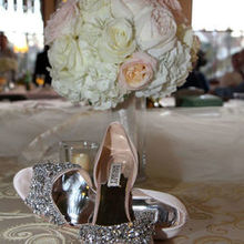Photo for Carriage Caterers Review - Close up of the Bridal Bouquet