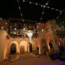 Photo of Milan Catering and Event Design in Sarasota, FL - Lighting coordinated through Milan!!!