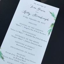 Photo of Oak & Honey Events in Sagamore Hills, OH - Minted stationary recommended by Melanie