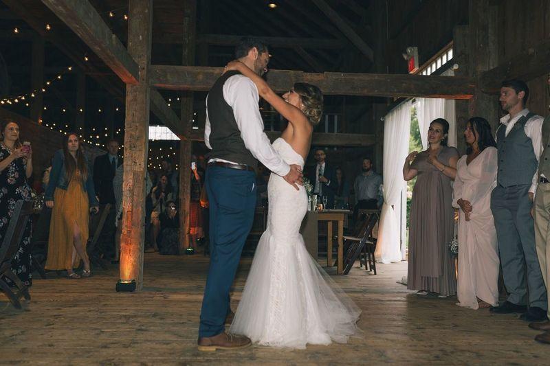 NH Wedding First Dance