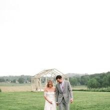 Photo of On Sunny Slope Farm in Harrisonburg, VA - Beautiful spot for our first look!