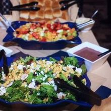 Photo for Bekker's Catering Review - beautiful feast of salads