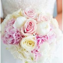 Photo for Wedding Wish Santorini Review - Brides flowers