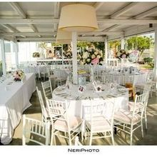 Photo for Wedding Wish Santorini Review - Reception flowers