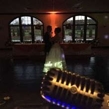 Photo for Black Tie Productions Review - The picture we received that night from Chris. Great touch!