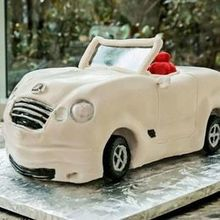 Photo for Sweet Stuff LLC Review - Grooms Car Cake